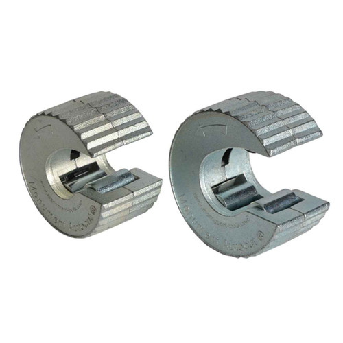 Buy Monument 1715C/1722Y Autocut Pipe Slice Twinpack 15/22mm at Toolstop