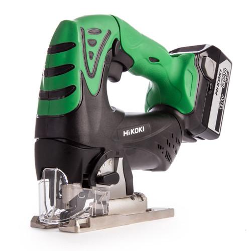 HiKOKI CJ 18DSL 18V Cordless Jigsaw (2 x 5.0Ah Batteries) - 5