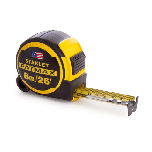 Stanley FMHT0-36326 FatMax Next Generation Tape Measure 8m / 26ft - 4