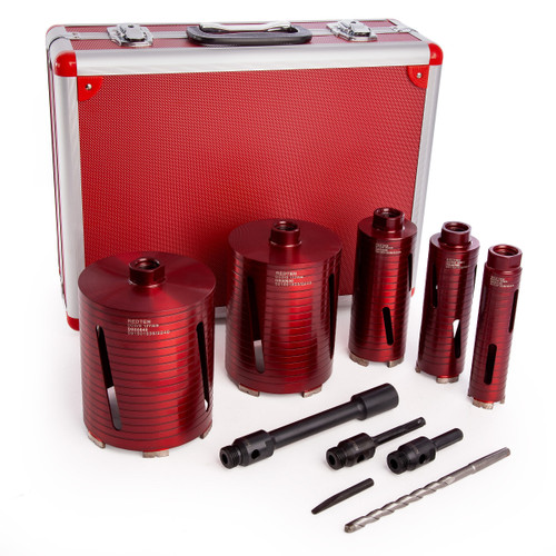 Dart DB00880 Red Ten DCD Spiro Diamond Core Kit (Pack Of 5) - 5