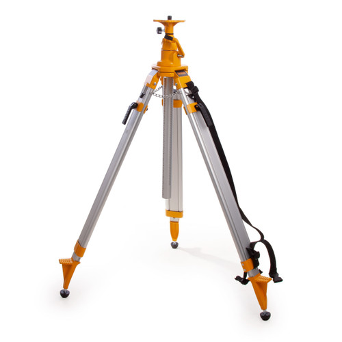 "Dewalt DE0735 5/8"" Elevated Construction Tripod (1.2M-2.84M) - 5"