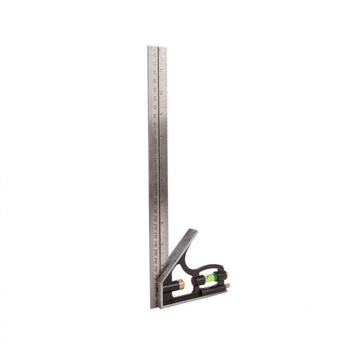 Fisher FB22ME Combination Square 12in / 300mm - 2