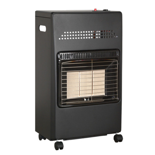 Buy Sealey CH4200 Cabinet Gas Heater 4.2KW for GBP60.83 at Toolstop