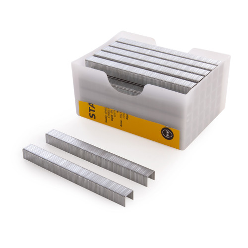 Stanley 1-TRA706-5T 10mm Heavy Duty Staples (Pack Of 5000) - 3
