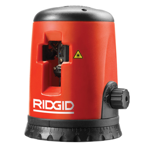 Ridgid 38758 Micro CL-100 Self-Levelling Cross-Line Laser with Tripod - 5