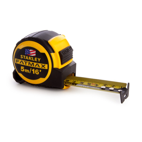 Stanley FMHT36317-0 FatMax Next Generation Tape Measure 5m / 26ft - 5