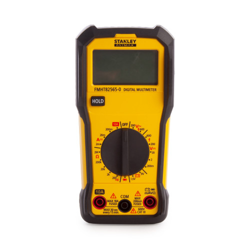 Stanley FMHT82565-0 FatMax Basic Digital Multimeter - 3
