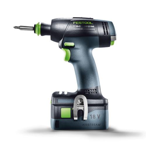 Festool 575694 18V Cordless Drill Driver (2 x 5.2Ah Batteries) - 3