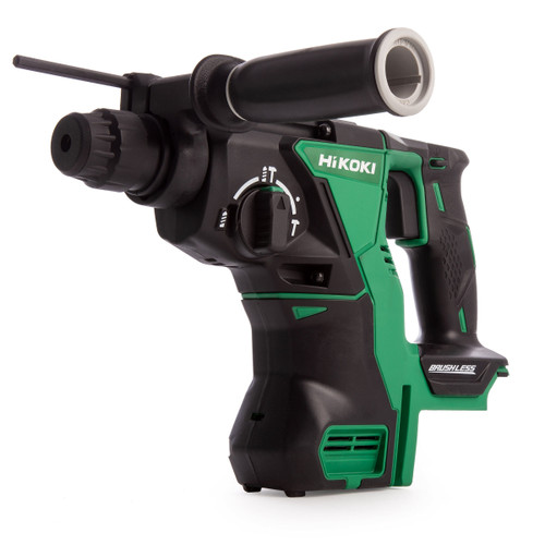 HiKOKI DH 18DBL 18V Brushless SDS Plus Rotary Hammer (Body Only) - 4