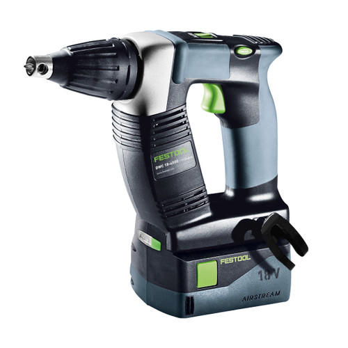Festool 574746 18V Cordless Construction Screwdriver (2 x 5.2Ah Batteries) - 3