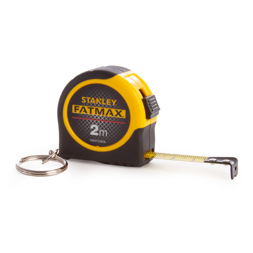 Stanley FMHT1-33856 FatMax Measuring Tape Keychain 2m - 3