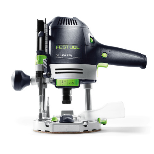Festool 574344 1400 EQ-Plus 1/2 Inch Router OF 240V - 2