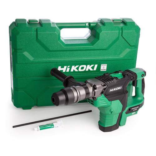 HiKOKI DH 36DMA 36V Multi-Volt Brushless SDS Max Rotary Hammer (Body Only) - 2