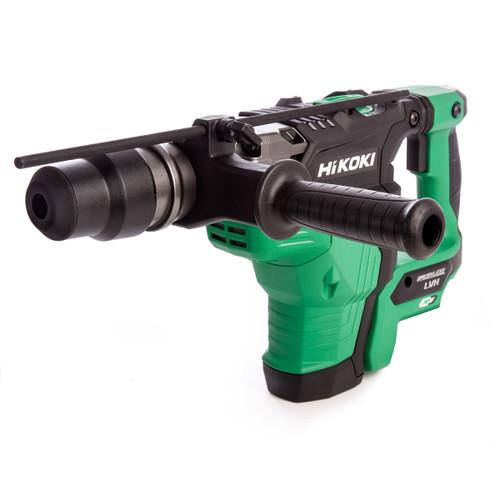 HiKOKI DH 36DMA 36V Multi-Volt Brushless SDS Max Rotary Hammer (Body Only) - 5