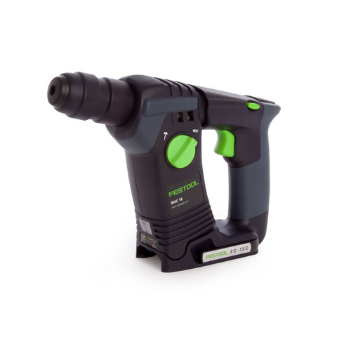 Festool 574723 18V Cordless SDS+ Hammer Drill BHC 18V Li-Basic (Body Only) - 2