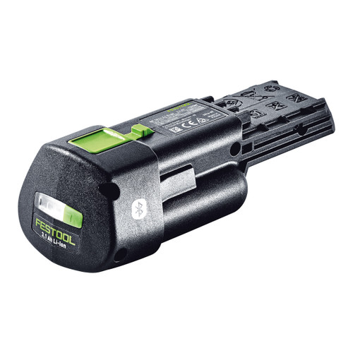 Festool 202497 18V 3.1Ah Battery Pack BP18 Li 3, 1 Ergo-I - 2
