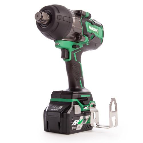 HiKOKI WR 36DA 36V Multi-Volt Brushless Impact Wrench 3/4in Drive (2 x 2.5Ah Batteries)