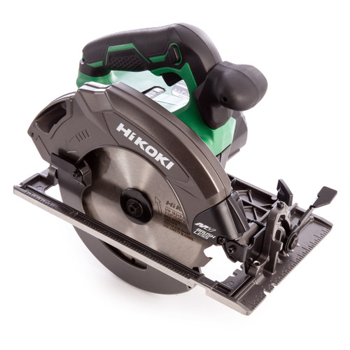 HiKOKI C 3607DA 36V Multi-Volt Brushless Circular Saw 185mm (2 x 2.5Ah Batteries)  - 5