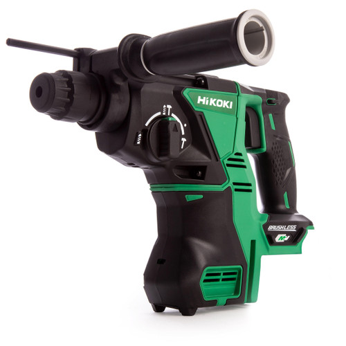HiKOKI DH 36DPA 36V Multi-Volt Brushless SDS Plus Rotary Hammer (Body Only) - 4