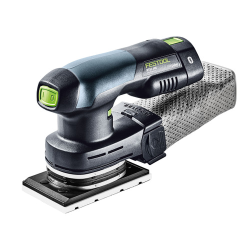 Festool 575726 18V Cordless Orbital Sander (2 x 3.1Ah Batteries) - 4