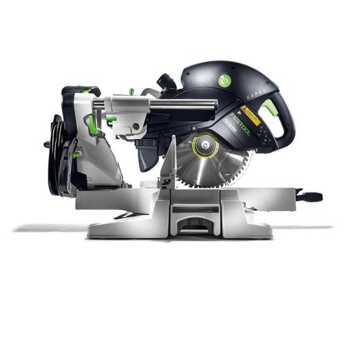 Festool 575315 Sliding Compound Mitre Saw 260mm KS 120 Set-UG GB 240V KAPEX - 5