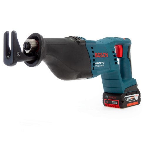Bosch GSA 18 V-Li Professional Reciprocating Saw (2 x 5.0Ah Batteries)