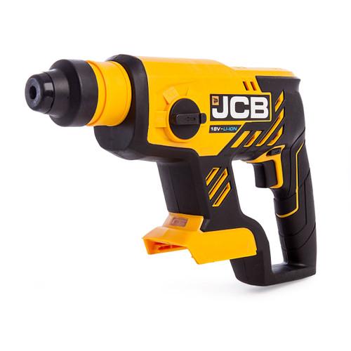 JCB 18BLRH-B 18V Brushless SDS Plus Rotary Hammer - 1