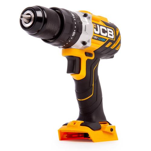 JCB 18BLCD-B 18V Brushless Combi Drill (Body Only) - 3