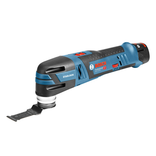 Bosch GOP 12V-28 Professional Heavy Duty Multi-Cutter (2 x 2.5Ah Batteries) - 4