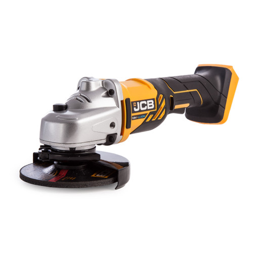 JCB 18AG-B 18V Angle Grinder 115mm (Body Only) - 2