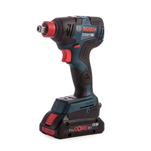 Bosch GDX 18V-200 C Professional Heavy Duty Impact Driver/Wrench (2 x 5.0Ah Coolpack & 1 x 4.0Ah ProCORE Battery) - 3
