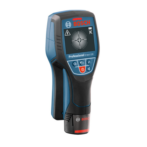 Bosch D-Tect 120 Professional Universal Detector With Winter Set - 3