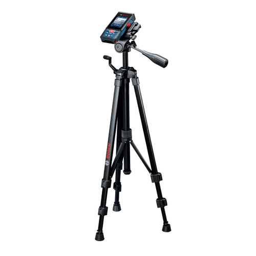 Bosch GLM 120 C + BT 150 Professional Laser Measure With Building Tripod - 4