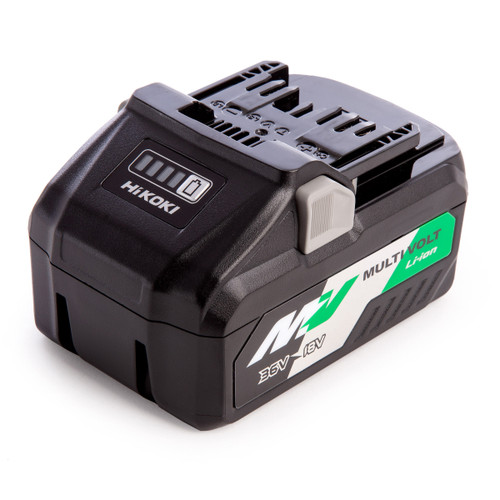 HiKOKI BSL 36B18 Multi-Volt Li-ion Battery 36V 4.0Ah / 18V 8.0Ah - 4