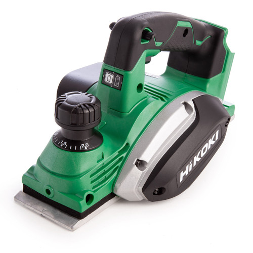 HiKOKI P 18DSL 18V Planer 82mm / 3. 1/4 Inch (Body Only) - 4