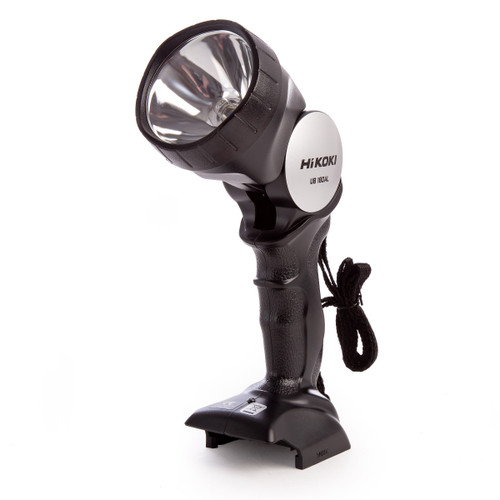 HiKOKI UB 18DAL 14.4 / 18V Angled Head Torchlight (Body Only) - 4