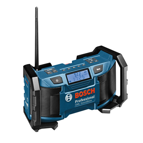 Bosch GML SoundBoxx Professional Jobsite Radio - 2