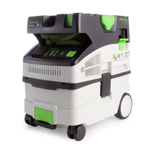 Festool 574826 Mobile Dust Extractor CTM Midi I GB 240V CLEANTEC - 4