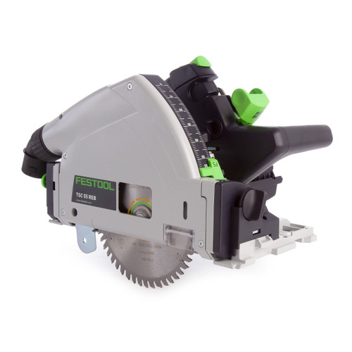 Festool 201395 18/36V Plunge-Cut Saw TSC 55 Li REB-Basic (Body Only) - 3