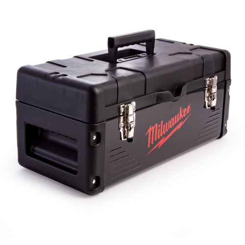 Milwaukee (4939435170) Tool Box with Tote Tray 490mm x 230mm x 230mm - 2