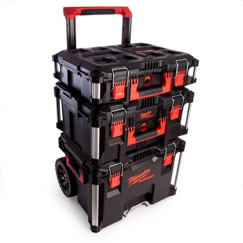 Milwaukee (4932464244) PACKOUT Storage System Set - 3 Piece - 7