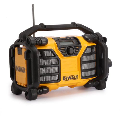 Dewalt DCR017 XR DAB+ Radio Charger 240V (Body Only) - 3