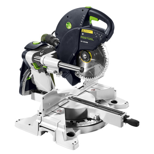 Festool 575305 Sliding Compound Mitre Saw KS 120 REB GB KAPEX 110V  - 4