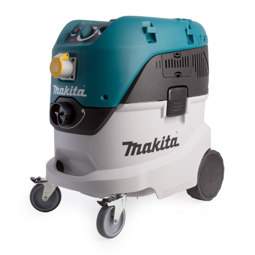 Makita VC4210MX/1 M-Class Wet & Dry 42L Dust Extractor With Power Take Off 110V - 4