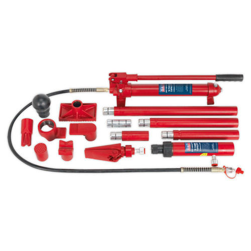 Sealey RE97/10 10 Tonne Snap Type Hydraulic Body Repair Kit   - 2