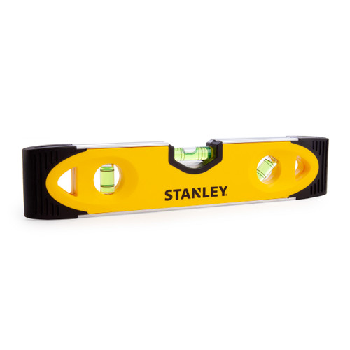 Stanley 0-43-511 Shock Proof Torpedo Magnetic Spirit Level 230mm - 3