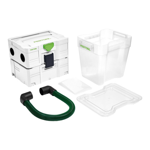 Festool 204083 CT Pre-Separator CT-VA-20 For CT 26/36/48 - 3