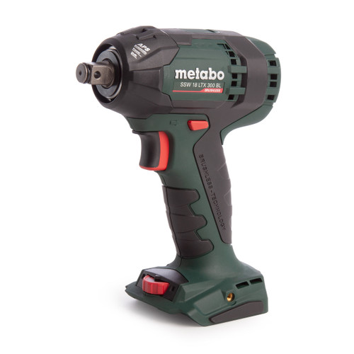 Metabo SSW 18 LTX 300 BL 18V Impact Wrench (Body Only) - 3