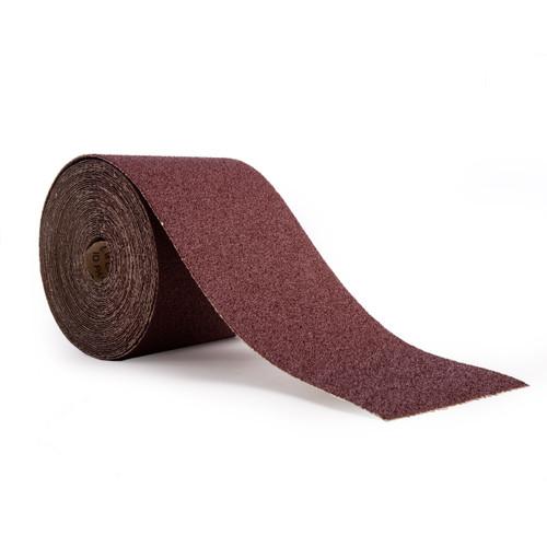 Abracs ABS11510040 Sandpaper Roll 115mm x 40 Grit x 10m - 1