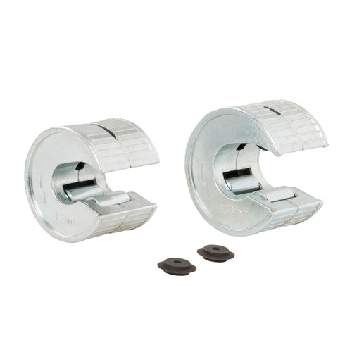 Buy Dickie Dyer 411466 Rotary Copper Pipe Cutter Set 15 & 22mm (2 Piece) at Toolstop